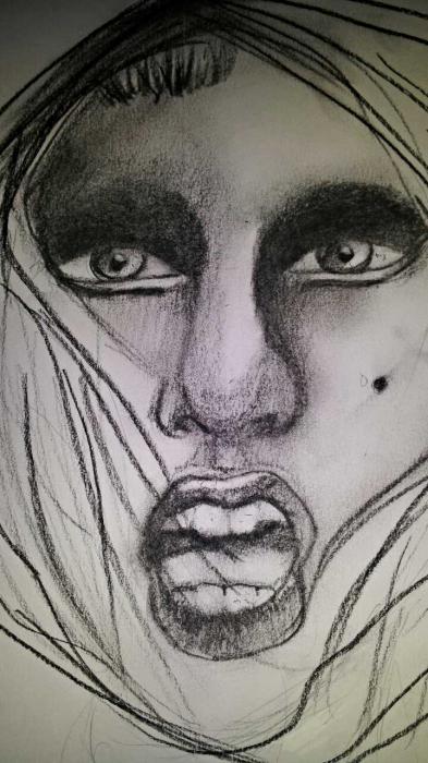 Lady Gaga by Earl